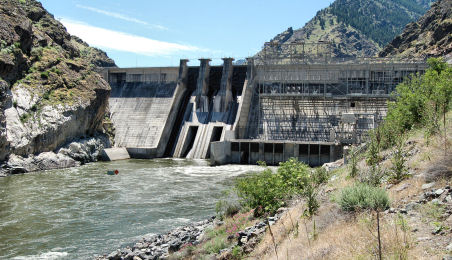 Hells Canyon Dam Go Northwest A Travel Guide