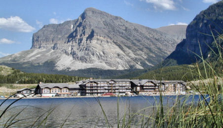 Alf Img Showing Cabins Near Glacier National Park