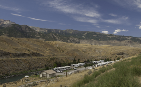 Yellowstone National Park Rv Parks >> Gardiner Montana Accommodations and Lodging - Go Northwest ...