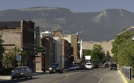 Livingston Montana Visitor Information Go Northwest