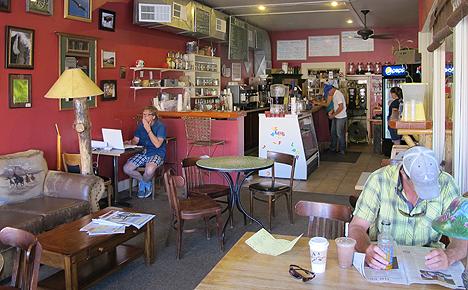 Livingston Montana Dining Go Northwest Travel Guide