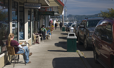 Florence Oregon Shopping Go Northwest A Travel Guide