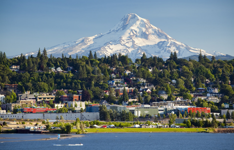 Best Oregon Small Towns To Raise A Family Portland