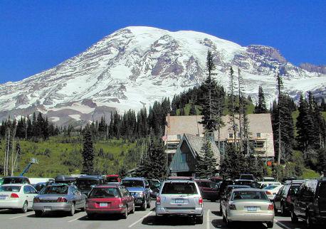 Mount Rainier National Park Visitor Information Go Northwest A