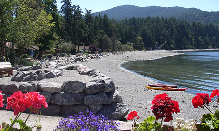 Orcas Island Offers Scenic Coves And Beaches With Campgrounds, Cabins And  RV Accommodations. Go Northwest! Photo By Dave Dean.