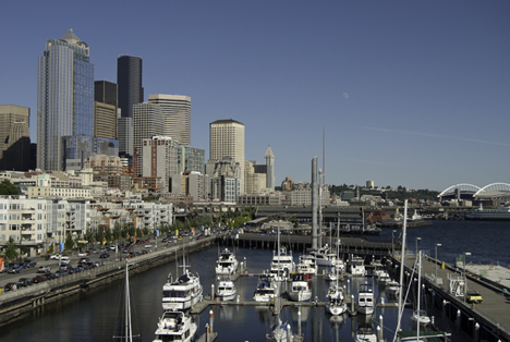 Seattle Waterfront Go Northwest A Travel Guide