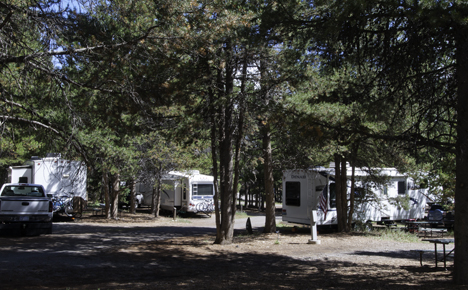 Grand Teton National Park Campgrounds And Rv Parks Go