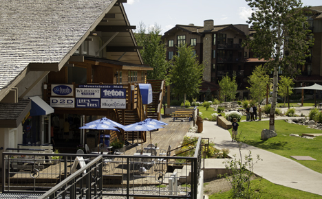 Teton Village Wyoming Shopping Go Northwest A Travel Guide