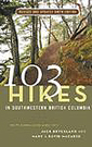 103 Hikes in Southwestern BC