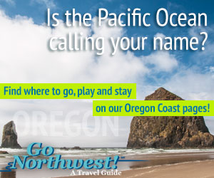 Go Northwest Travel Guide to the Oregon Coast.