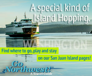 San Juan Islands Travel Guide by GoNorthwest.