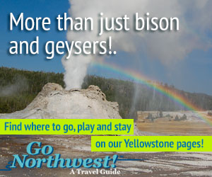 Yellowstone National Park Travel guide by GoNorthwest.