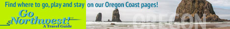 Go Northwest Travel Guide for the Oregon Coast.
