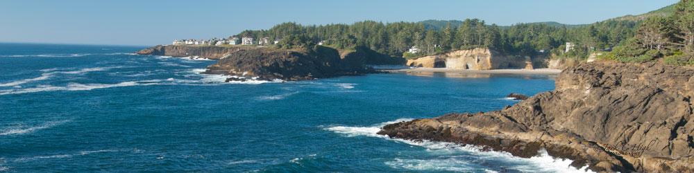 Oregon Coast Map Go Northwest A Travel Guide