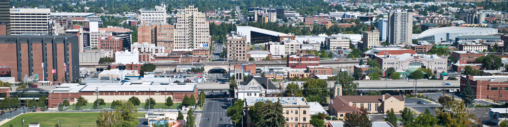 Spokane travel guide.