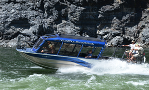 Hells Canyon Jet Boat Tour Video